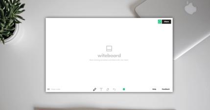 witeboard 多人線上白板,網址隨丟即用電腦、手機無延遲!