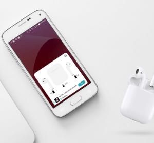 AirBattery 讓安卓也可以查看 AirPods 等無線耳機電量,Android 用戶也可以無痛聽音樂