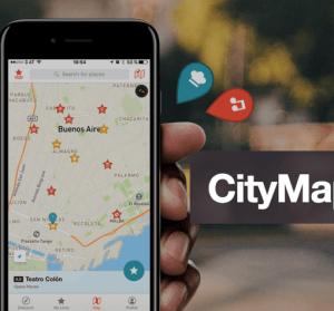 CityMaps2Go 離線地圖,出國時沒有網路也不會迷路的 App!(iOS、Android)