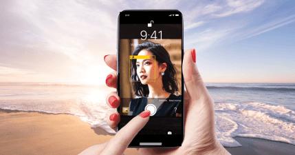 【iOS 限免】 FlatterCamera よいしょカメラ 年齡辨識器,你的視覺年齡幾歲?命中率 100% 激準!