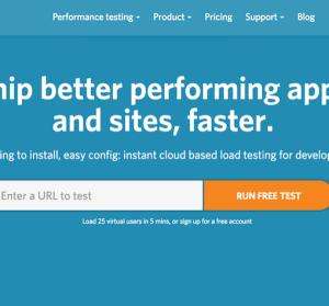 Load Impact 網站壓力測試工具,網站在線人數、載入速度的關係,用圖表呈現一目瞭然!