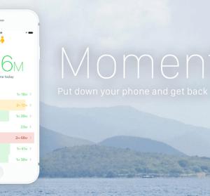 Moment 追蹤 App 使用時間,詳細的手機使用報告、超時提醒,放下手機,回到真實的生活!