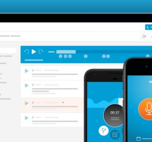 Wrappup 即時錄音即時打字的 App,逐字稿自動產生免煩惱!支援中文