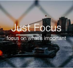 【Mac 限免】 Just Focus 用最少時間,做最多工作,番茄工作法 10 秒高效工作!