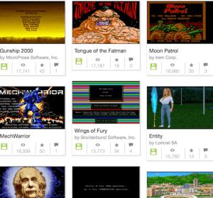 MS DOS 超懷舊 4000 多款遊戲任你玩,免下載、免安裝用瀏覽器暢玩!