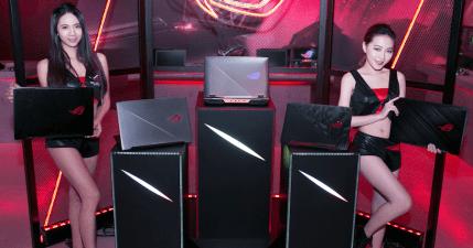 ROG Store 旗艦店隆重開幕,全新 ROG Zephyrus M 電競筆電、Strix GL12 電競桌機問世!