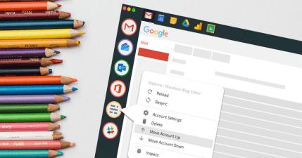 Wavebox 整合所有 Google 服務與網路服務,專業玩家都這樣搞!