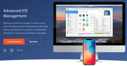 iMazing 取代 iTunes 的檔案傳輸工具,音樂、照片簡單拖移完成傳輸!(Mac、Windows)