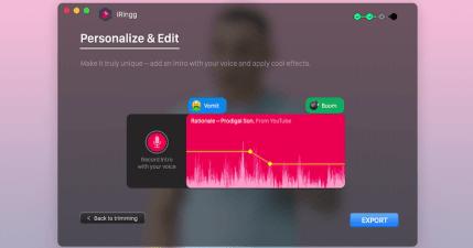 iRingg 把 YouTube 上的音樂一鍵製成鈴聲,免 iTunes 直接傳到你的 iPhone(Windows、Mac)
