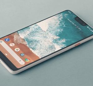 Google Pixel 3 XL 實機照曝光,正式加入瀏海俱樂部!