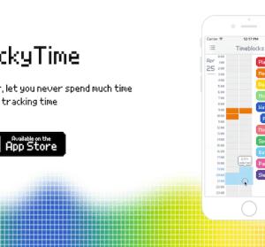 時間管理器「 時間塊 」不把時間花在記錄上,還原記錄的本質。
