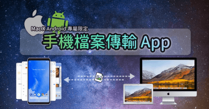 Android File Transfer 讓 Mac 能存取 Android 手機檔案,檔案傳輸無障礙