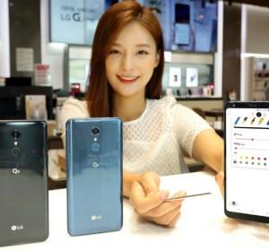 LG Q8(2018)正式發布 6.2 吋全面屏、HiFi 高音質,IP68 防水軍規等級!