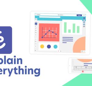 Explain Everything 線上電子白板,瀏覽器、App 就可共同協作!
