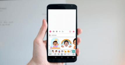 Gboard 客製人像貼圖,1 分鐘內快速製作(iOS、Android)