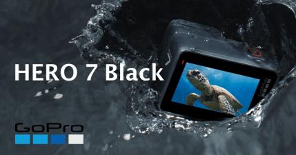 GoPro Hero 7 讓不少人看了影片就入坑!全系列推出 Black/Silver/White 三版本完整功能比較出爐!