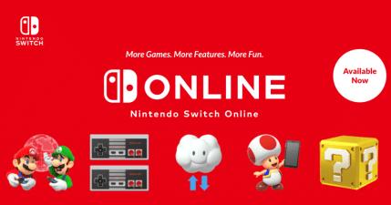 任天堂 Nintendo Switch Online 上線,20 款遊戲限時 7 天免費玩!