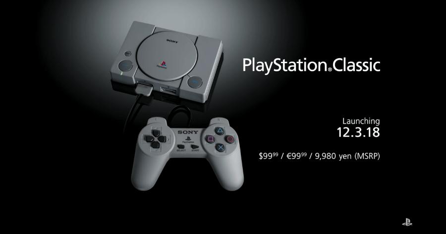 PS Classic 迷你復刻版價格