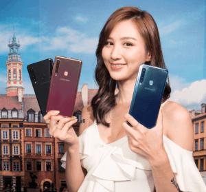 三星發表 Galaxy A9 四鏡頭頭手機,同步公告 A7 售價 10,900 元起!