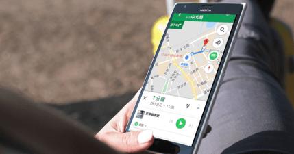 Google 地圖可以邊導航邊聽 Spotify 啦!