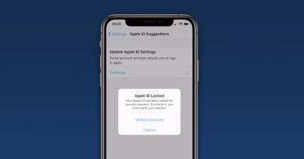 iPhone 出現 Apple ID 大量強制登出問題,目前只能透過重新設定密碼解決