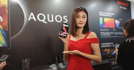 Sharp 世界最輕手機 AQUOS zero 12 月開放預購,售價約新台幣 2 萬元,一月份正式上市