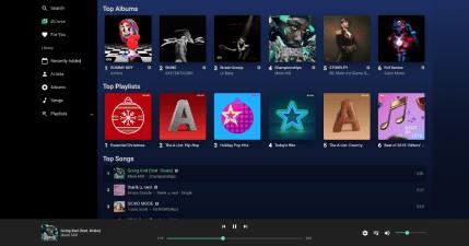 Apple Music 網頁版,非官方開發免安裝 iTunes 也能無負擔聽音樂!