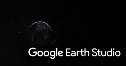 Google Earth Studio 如何使用?空拍影片製作線上完成