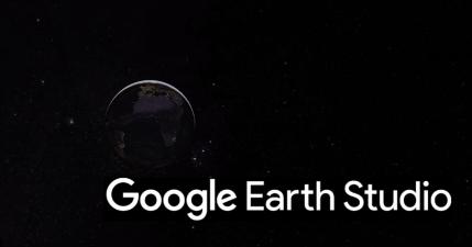 沒有空拍機 Google Earth Studio 也能做出電影級的空拍影片!