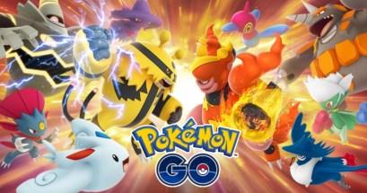 Pokemon Go 新功能:寶可夢訓練家對戰