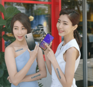Samsung Galaxy A8s 搭載前後 2400 萬鏡頭,售價 14,900 元 2/1 正式上市