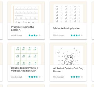 超過 2 萬 3 千種著色 / 摺紙 / 算數免費可列印模板下載