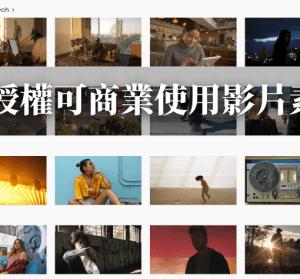 Mixkit 可商業使用影片素材庫,全站高品質 CC0 授權影片等你來挖寶