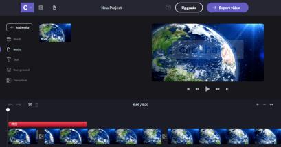 有線上影片剪輯工具嗎?Clipchamp 免費影片剪輯工具