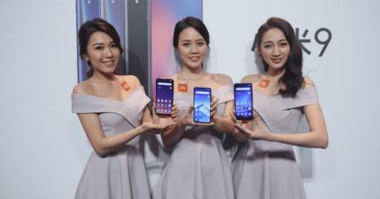 小米 9 於 4/2 米粉節台灣正式開賣,售價 13999 元,共 3 手機 5 新產品同步上市!