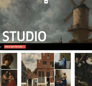 Rijksstudio 荷蘭國家博物館超過 15 萬件館藏免費下載使用