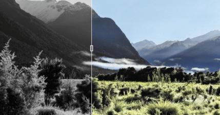 ColouriseSG 黑白照變彩色,AI 學習超過 50 萬張照片幫你快速上色!