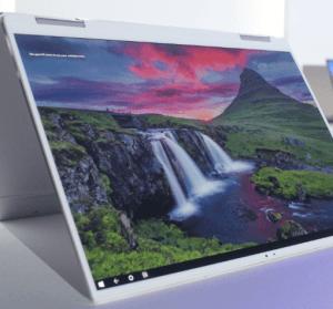 Dell 推出 XPS 二合一與 Inspiron 系列筆電,可以折來折去的超高顏值筆電