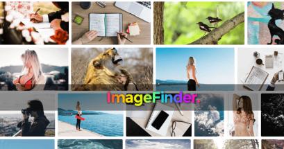 有推薦的 CC0 免費圖庫嗎?Image Finder 超過 16 萬張免費下載