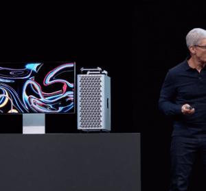 Mac Pro 2019 售價約 20 萬,搭配要價約 15 萬的 Pro Display XDR 世界最頂級螢幕,誰用得起這台電腦
