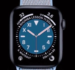 WatchOS 6 讓 Apple Watch 有專屬 App Store,新增 Cycle Tracking 功能,記錄經期更方便!
