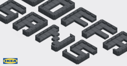 IKEA 沙發字體哪裡下載?SOFFA Sans 免費下載