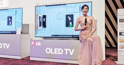 LG OLED 4K 物聯網電視價錢多少?