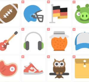 IconArchive 超過 70 萬張 icon 圖示,CC 3.0 授權免費商業使用