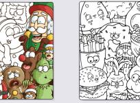 Colorables 免費著色本下載,A4 尺寸 PDF 檔任你印