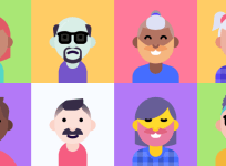 Personas 免費卡通人像大頭貼產生器,可輸出 PNG / Sketch 檔案