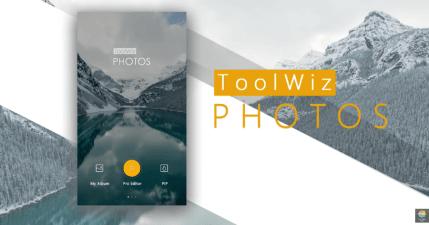 ToolWiz Photos 照片變影片,豐富動畫模板 iOS 及 Android 都適用