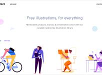 Glaze 免費插圖素材下載,設計師口袋名單圖庫