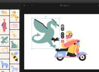 Vector Creator 免費創意圖庫,能夠自己組合圖片的素材庫