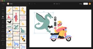 免費圖庫的素材太過於單調嗎?那就自己做一個吧!今天要來跟大家分享一個非常特別的免費創意圖庫 Vector Creator,可以自由更換圖片裡的素材,包含:人物、動物、背景等通通可以客製化,客製化範圍包含加入文字、調整大小、旋轉圖像等,如果市...
